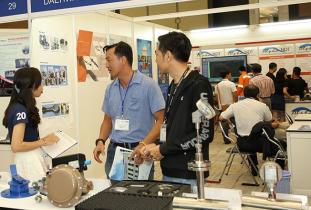 越南胡志明水泥混凝土设备展览会