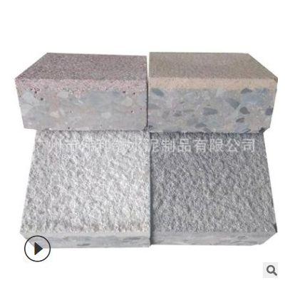 现货批发PC砖 荔枝面芝麻白砖黄锈石烧面砖 仿石材PC石英砖地面砖