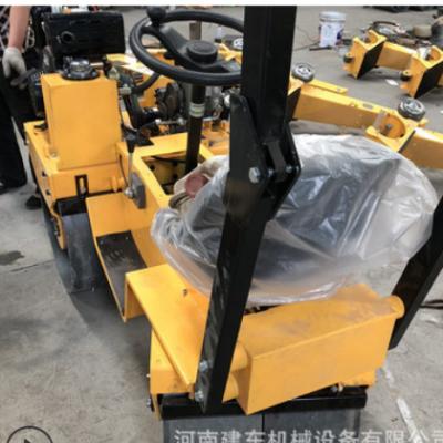 850小型压路机坐驾式柴油压路机手扶式压路机现货