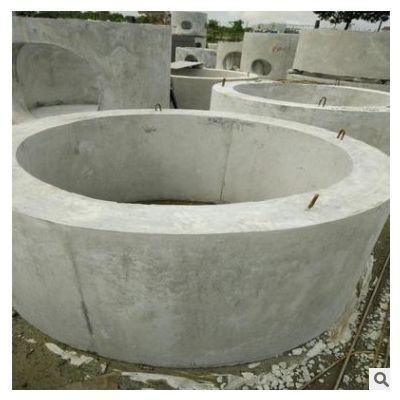 预制检查井 钢筋混凝土检查井 水泥预制成品井