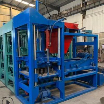 小型加工项目办厂水泥垫块机 多形状水泥垫块机 全自动水泥垫块机