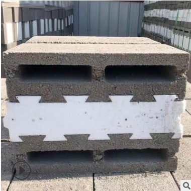 保温砌块厂家供应建筑保温一体化复合自保温砌块保温效果好