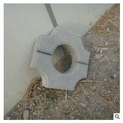 方型混凝土检查井 水泥路沿石 井盖 预制检查井装配式检查井