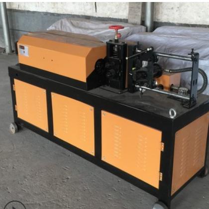 新型 钢筋调直切断机 全自动数控钢筋调直切断机 钢筋调直机