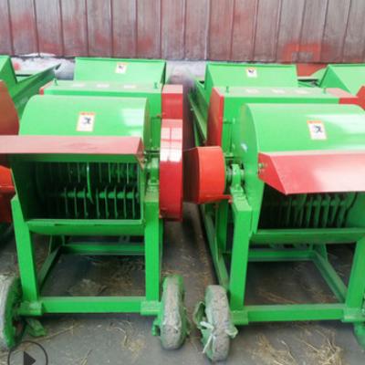 9ZRS-10铡草粉碎揉丝机 秸秆揉丝机 牛羊养殖秸秆饲料粉碎揉丝机