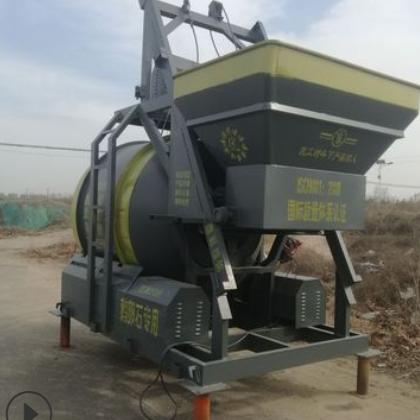 批发JZM500滚筒搅拌机 民用工程 混凝土搅拌机质量保证