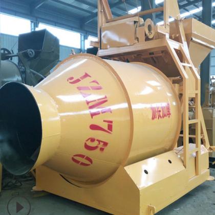 批发JZM750滚筒搅拌机 混凝土滚筒搅拌机 建筑搅拌机优惠价格