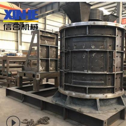 现货供应立式制砂机 1500石料厂立轴式复合破碎机数控立轴制砂机