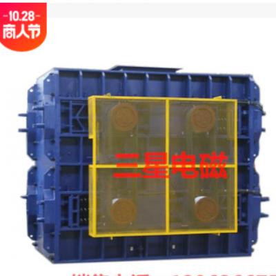 四辊式细碎破碎机产量大粒度可调 高效节能厂家供应四辊破碎机