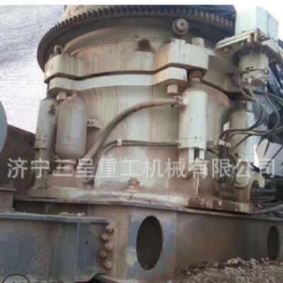 二手矿石机械设备圆锥破碎机 立式冲击振动筛破碎机 颚式圆锥机
